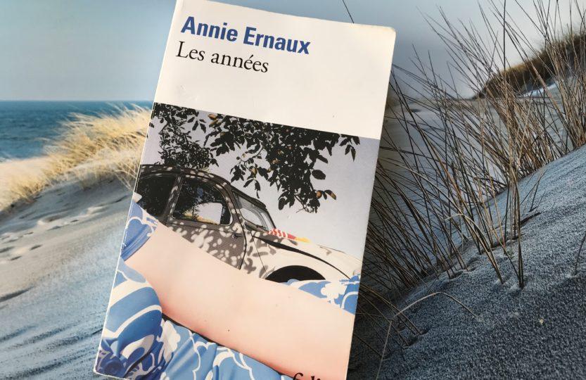 Les Années d'A. Ernaux