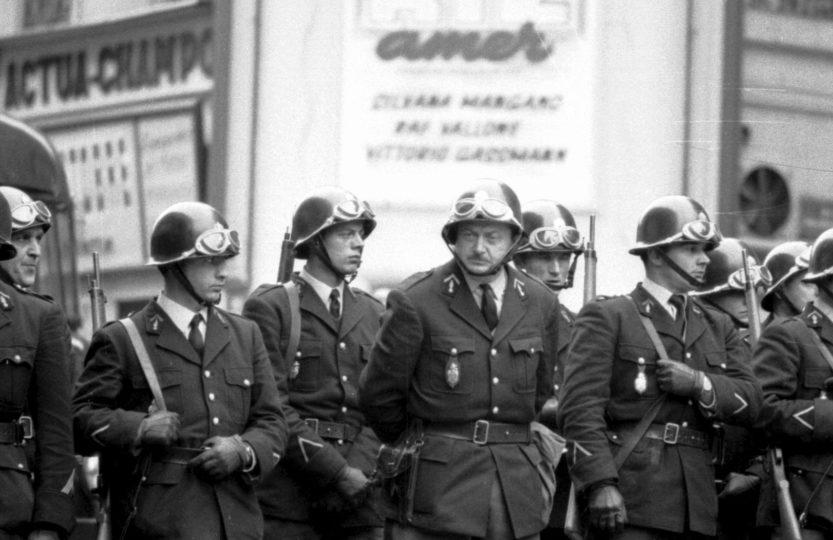 gendarmes Mai 68