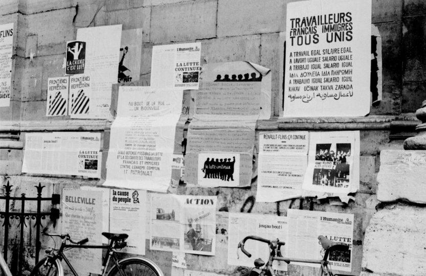 Mai 68 Sorbonne