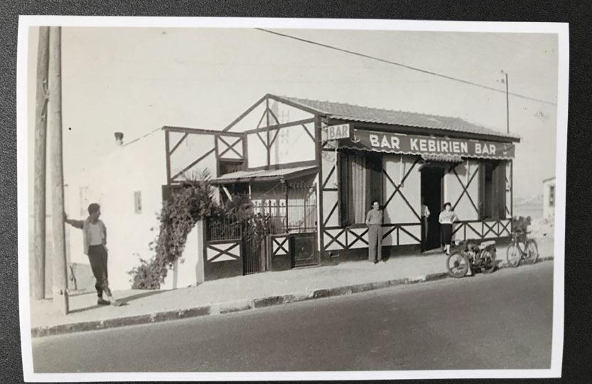 Bar Kébir années 50