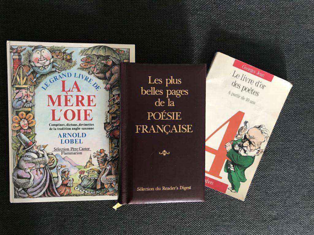 livres poèmes enfants