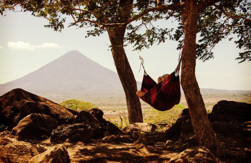 repos dans hamac plutôt qu'écrire sa vie