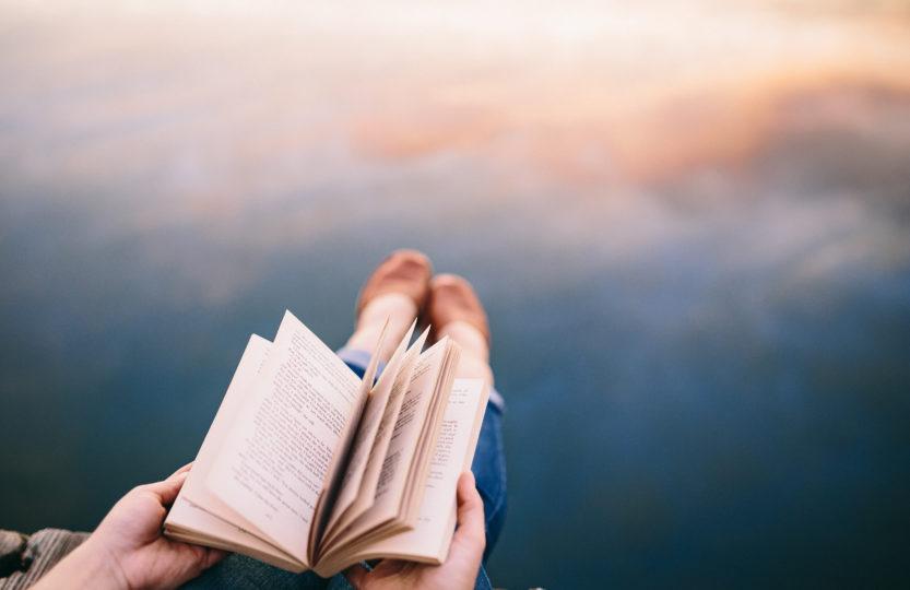 écrire un livre apaise